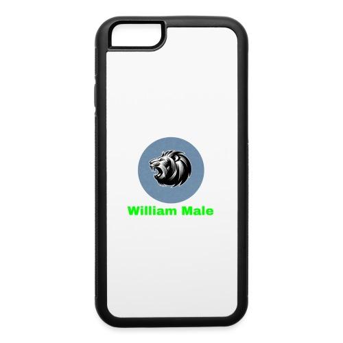 William Male - iPhone 6/6s Rubber Case