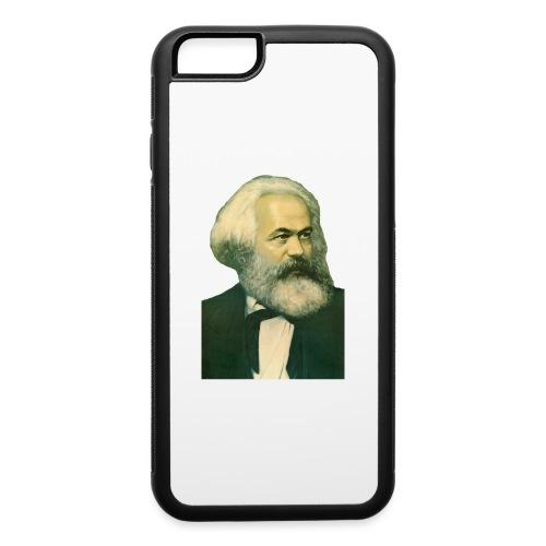 Karl Marx Portrait - iPhone 6/6s Rubber Case
