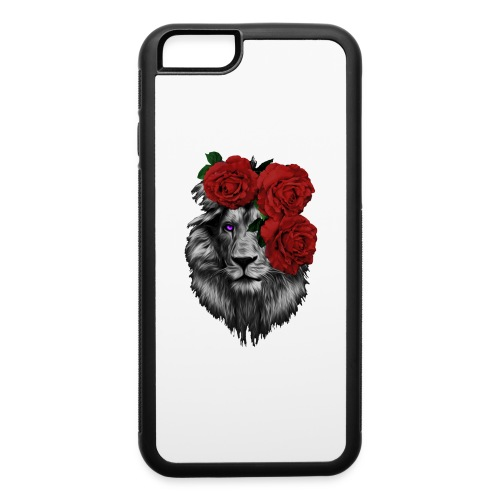 Forever Endeavor Lion - iPhone 6/6s Rubber Case