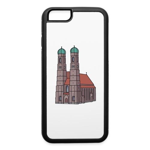Munich Frauenkirche - iPhone 6/6s Rubber Case
