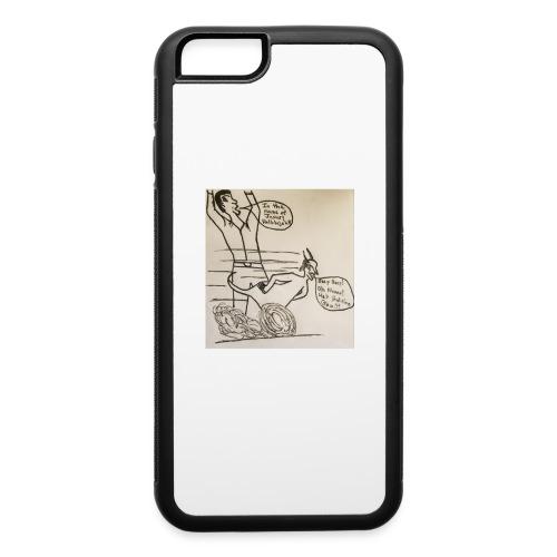 Resist the devil! - iPhone 6/6s Rubber Case