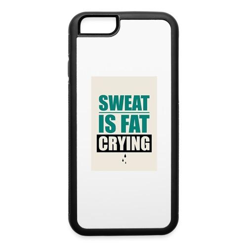 Gym Motivation 2017 Tank Top - iPhone 6/6s Rubber Case