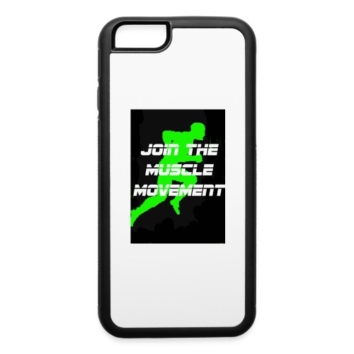 muscle movement - iPhone 6/6s Rubber Case