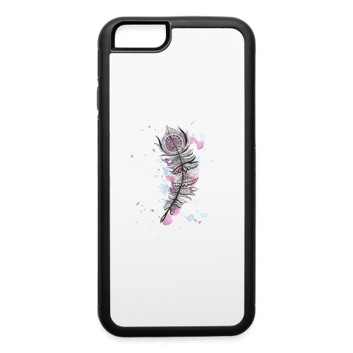 feather - iPhone 6/6s Rubber Case