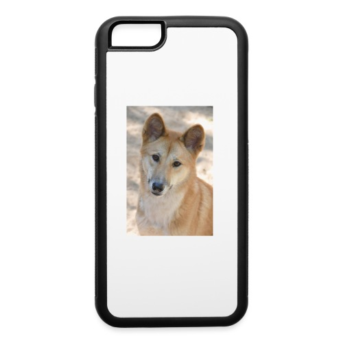 My youtube page - iPhone 6/6s Rubber Case