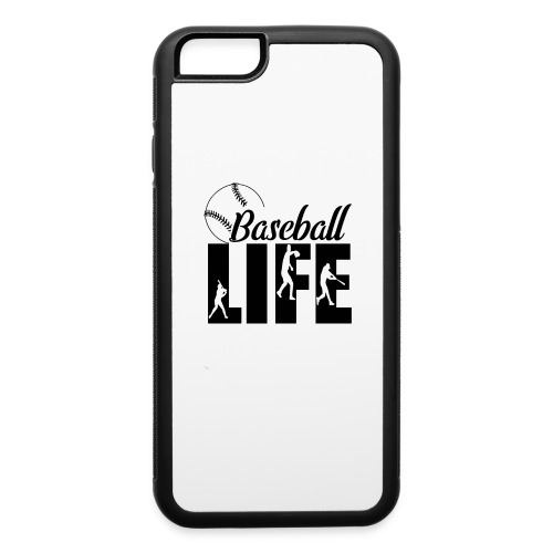 Baseball life - iPhone 6/6s Rubber Case