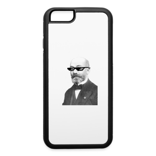 Zamenhof Shades (BW) - iPhone 6/6s Rubber Case