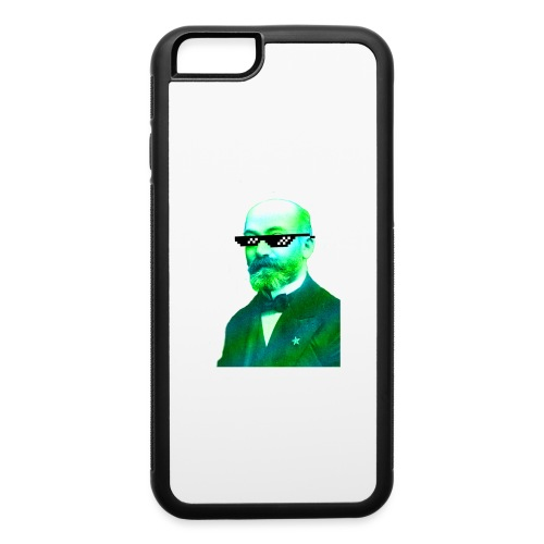 Green and Blue Zamenhof - iPhone 6/6s Rubber Case