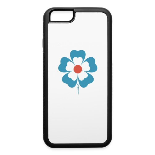 flower time - iPhone 6/6s Rubber Case