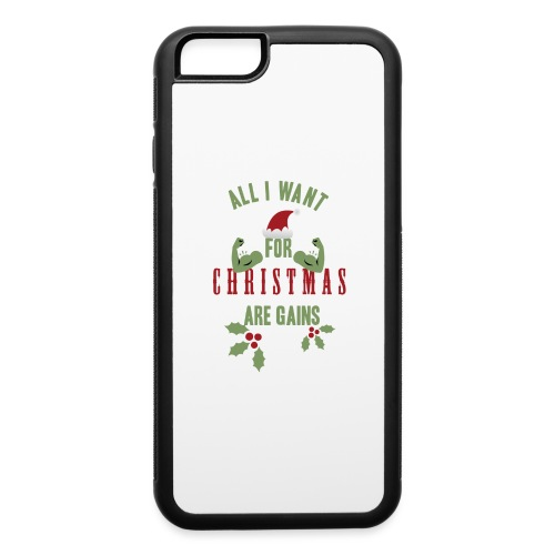 All i want for christmas - iPhone 6/6s Rubber Case