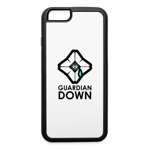 Guardian Down Ghost - iPhone 6/6s Rubber Case