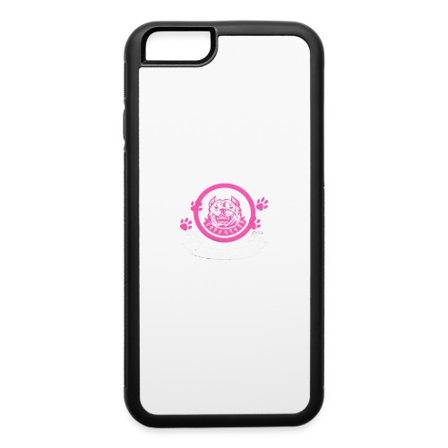 pitbullmom - iPhone 6/6s Rubber Case