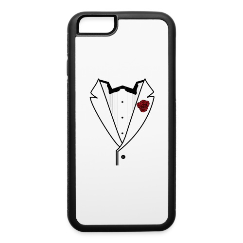blackline - iPhone 6/6s Rubber Case