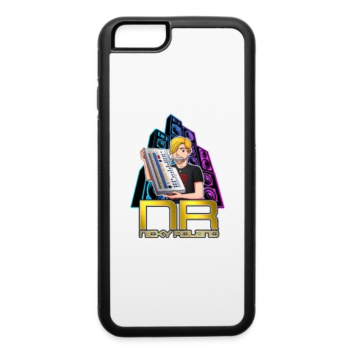 Nicky Roland - 909 - iPhone 6/6s Rubber Case