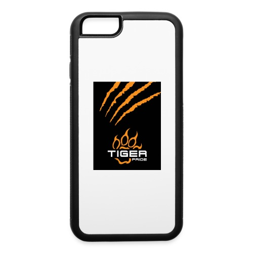 Tiger Pride iPad Case - iPhone 6/6s Rubber Case