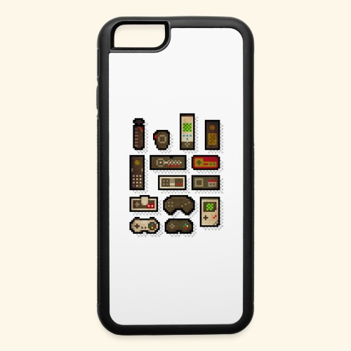 pixelcontrol - iPhone 6/6s Rubber Case