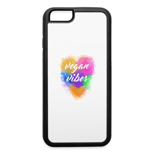 Vegan Vibes - iPhone 6/6s Rubber Case