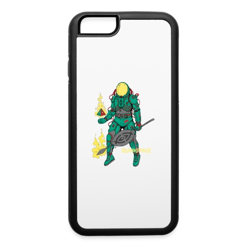 Afronaut - iPhone 6/6s Rubber Case