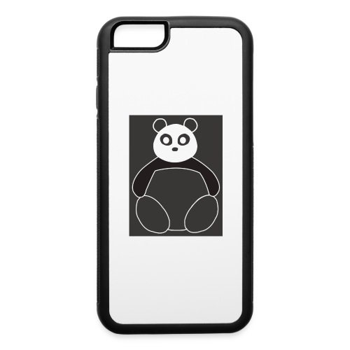 Fat Panda - iPhone 6/6s Rubber Case
