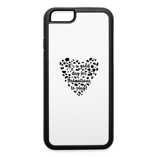 Dalmatians Play - iPhone 6/6s Rubber Case