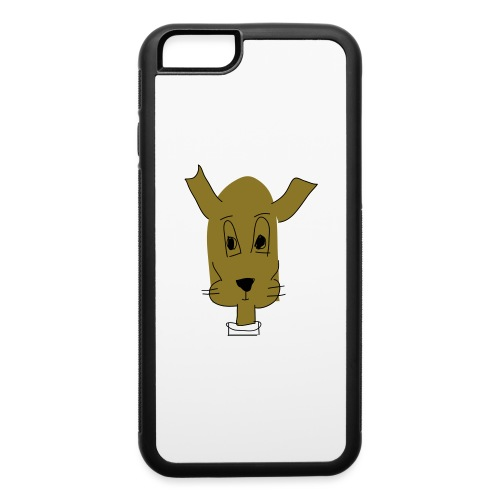 ralph the dog - iPhone 6/6s Rubber Case