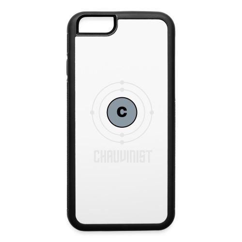 Carbon Chauvinist Electron - iPhone 6/6s Rubber Case