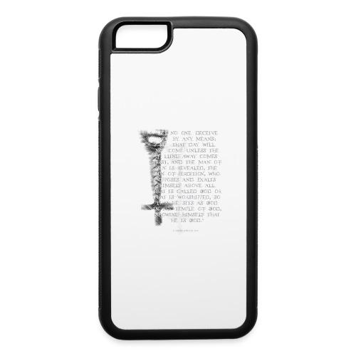 Antichrist design 1 - iPhone 6/6s Rubber Case
