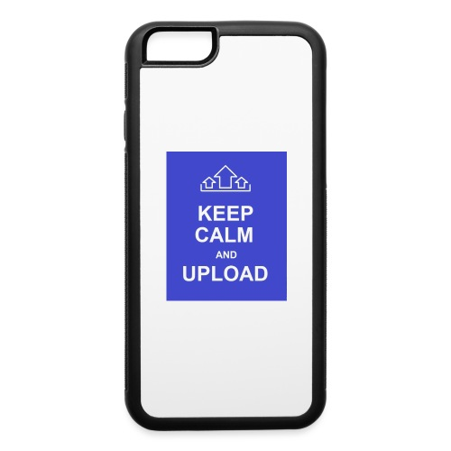 RockoWear Keep Calm - iPhone 6/6s Rubber Case