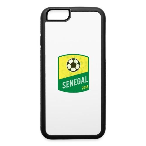 Senegal Team - World Cup - Russia 2018 - iPhone 6/6s Rubber Case