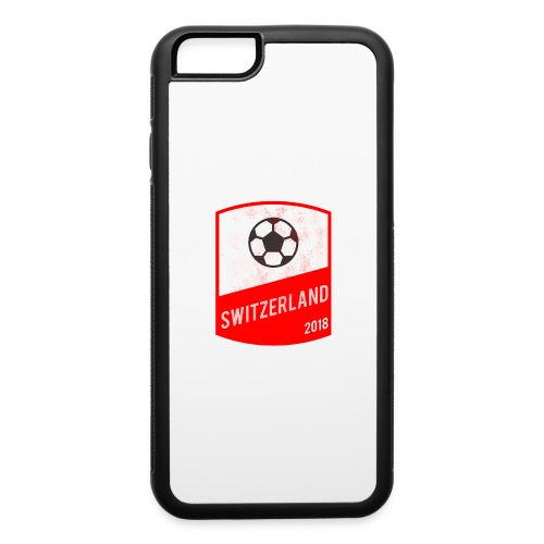 Switzerland Team - World Cup - Russia 2018 - iPhone 6/6s Rubber Case