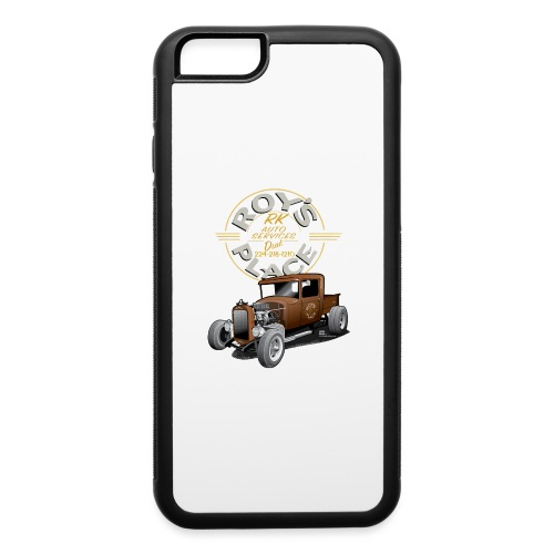 RoysRodDesign052319_4000 - iPhone 6/6s Rubber Case