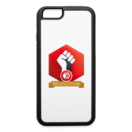 Hive Revolution Banner - iPhone 6/6s Rubber Case