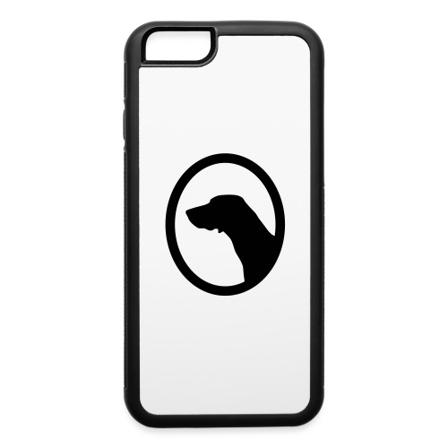 German Shorthaired Pointer - iPhone 6/6s Rubber Case