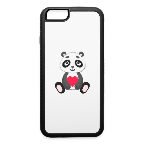 Sweetheart Panda - iPhone 6/6s Rubber Case