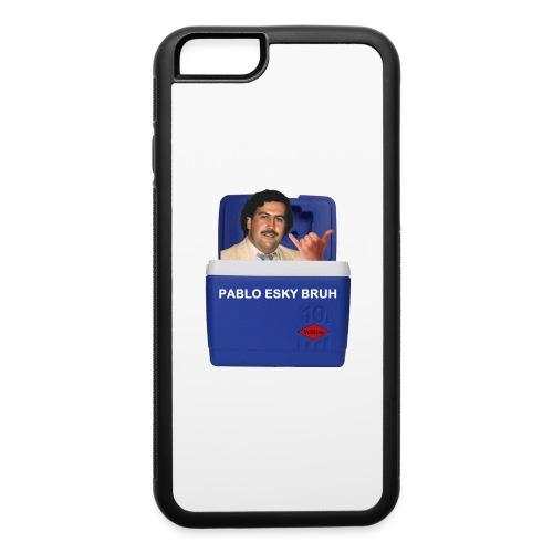 Pablo Esky Bruh - iPhone 6/6s Rubber Case