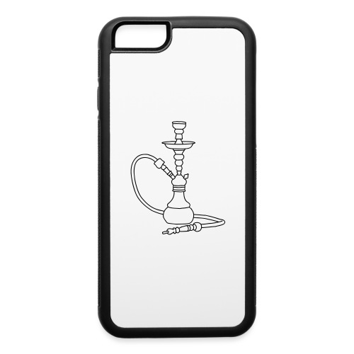 Shisha water pipe - iPhone 6/6s Rubber Case