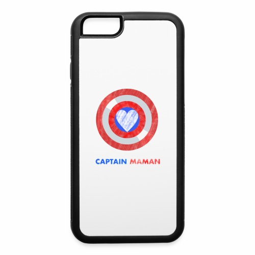 CAPTAIN MAMAN - iPhone 6/6s Rubber Case