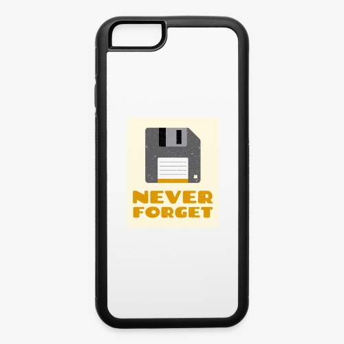 Never Forget - iPhone 6/6s Rubber Case