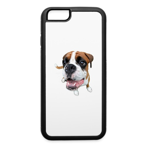 Boxer Rex the dog - iPhone 6/6s Rubber Case