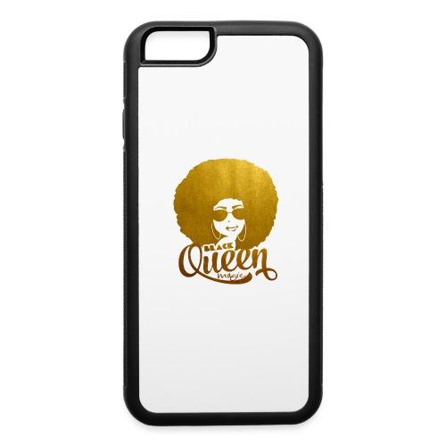 Black Queen - iPhone 6/6s Rubber Case