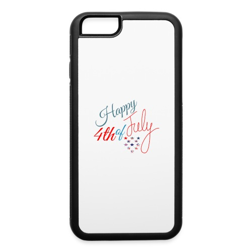 Happy 4th of July - iPhone 6/6s Rubber Case