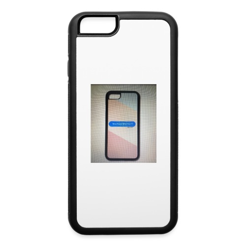 New Phone Who This? - iPhone 6/6s Rubber Case