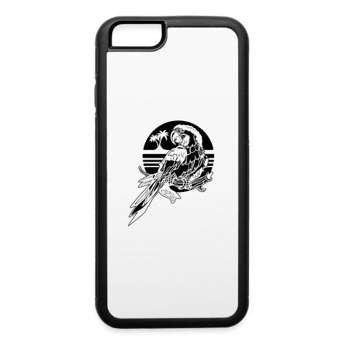 Tropical Parrot - iPhone 6/6s Rubber Case
