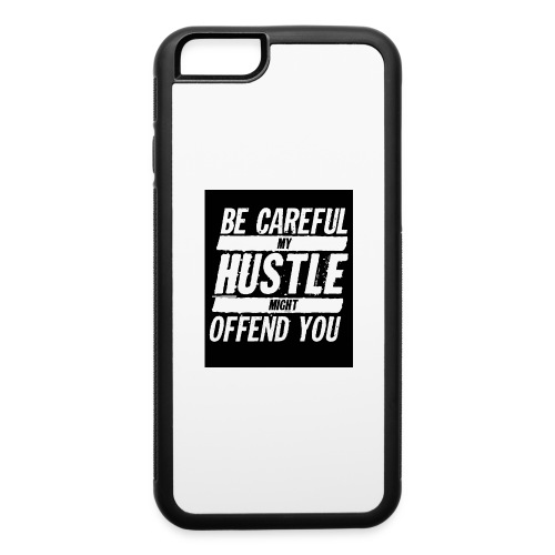 My Hustle Might Offend You - iPhone 6/6s Rubber Case