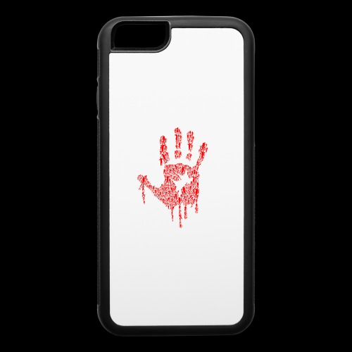 The Haunted Hand Of Zombies - iPhone 6/6s Rubber Case