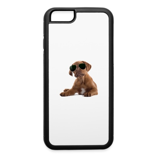 cool dog - iPhone 6/6s Rubber Case