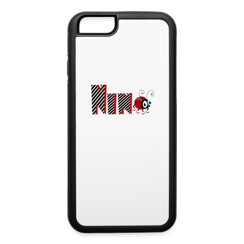 9nd Year Family Ladybug T-Shirts Gifts Daughter - iPhone 6/6s Rubber Case