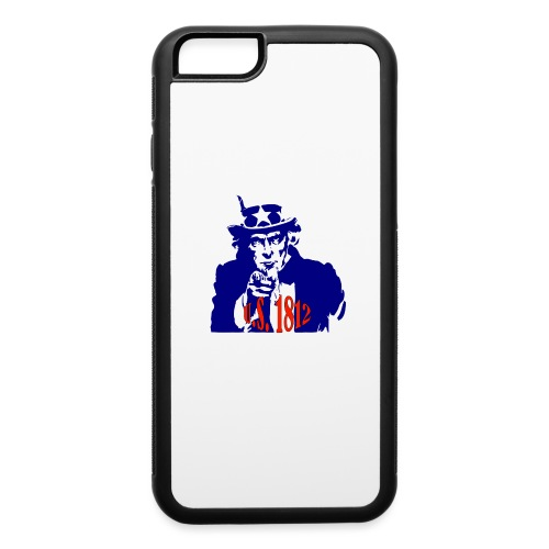 uncle-sam-1812 - iPhone 6/6s Rubber Case