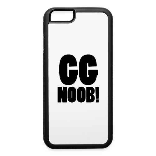 GG Noob - iPhone 6/6s Rubber Case