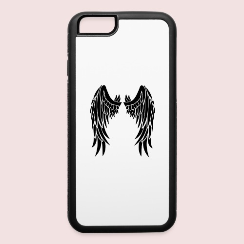 Angel wings - iPhone 6/6s Rubber Case